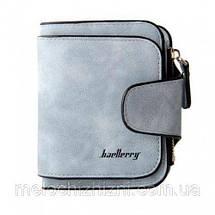 Женский кошелек Baellerry Forever Mini N2346 малина, голубой и коричневый, фото 2