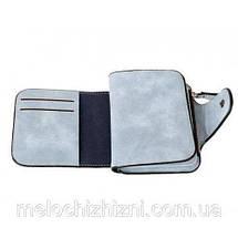 Женский кошелек Baellerry Forever Mini N2346 малина, голубой и коричневый, фото 3