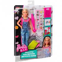 Mattel Набор Barbie: Emoji Style - кукла с аксессуарами