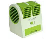 Мини Кондиционер Conditioning Air Cooler USB Electric Mini Fan, фото 1