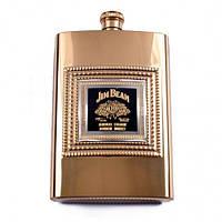 Sabefet Подарочная фляга для алкоголя «Золотой страйк шот»