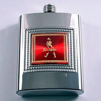 Sabefet Подарочная фляга для алкоголя «Крепкий орешек»