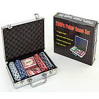 Покерный набор 200фишек IG-2056