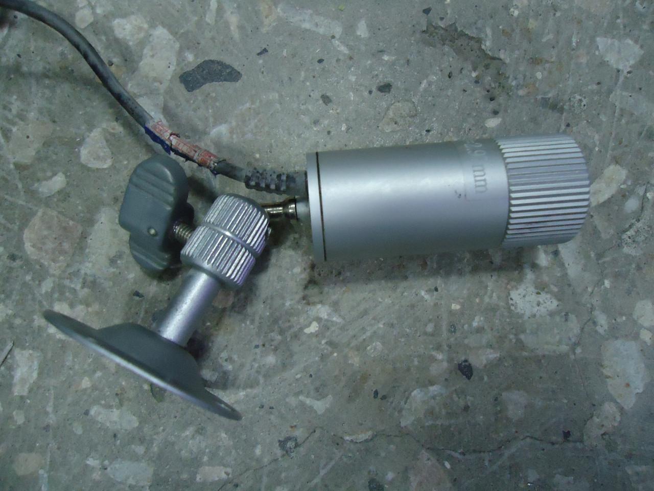 Миниатюрная камера видеонаблюдения Sunkwang SK-2002 Ч/Б 2.97мм