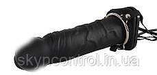 You2Toys STRAP-ON Страпон на ремешках с эффектом увеличения Inflatable Strap-On, фото 3