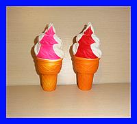 Игрушка антистресс сквиш мороженное