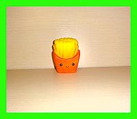 Игрушка антистресс сквиш картошка фри