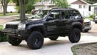 Расширители арок Jeep Grand Cherokee ZJ