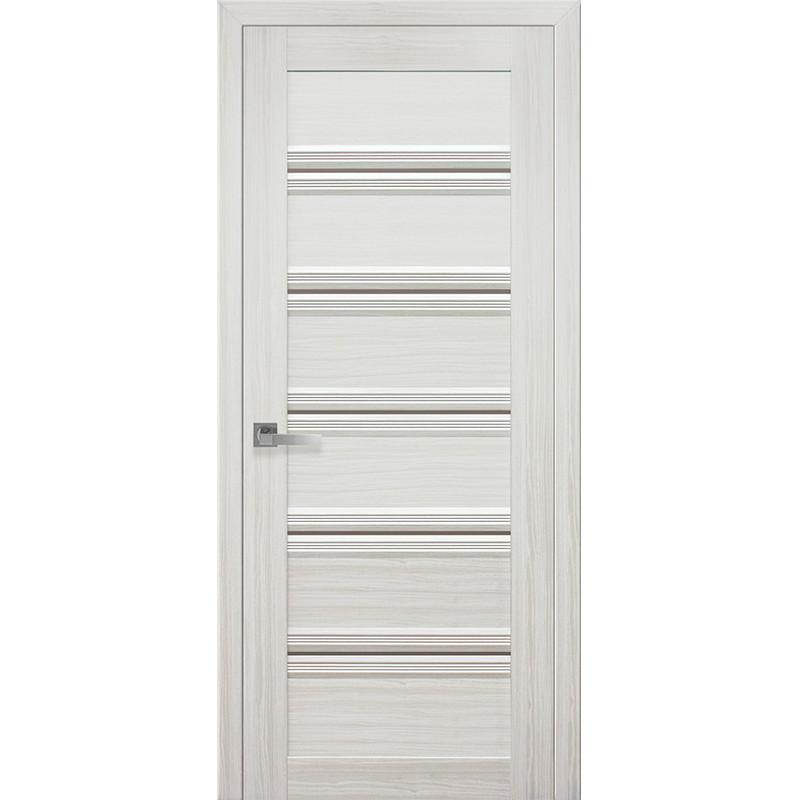"Дверь ""ИТАЛЬЯНО"" Виченца С1 стекло бронза"