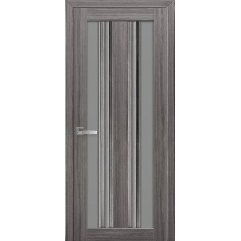 """Дверь """"ИТАЛЬЯНО"""" Верона С2 стекло графит"""