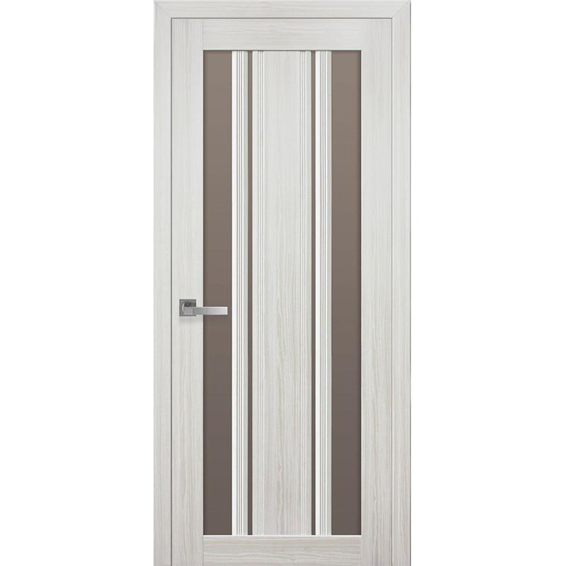 """Дверь """"ИТАЛЬЯНО"""" Верона С2 стекло бронза"""