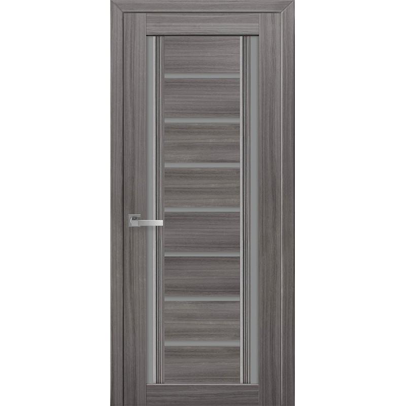 """Дверь """"ИТАЛЬЯНО"""" Флоренция С2 стекло графит"""
