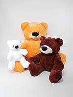 Игрушка мягкая Медведь сидячий Бублик, фото 1