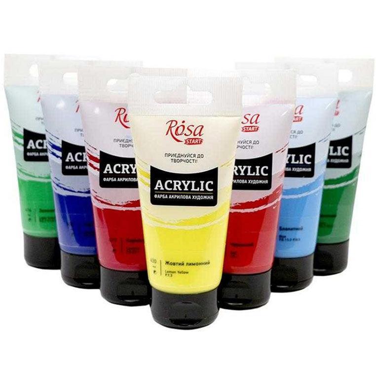 Краска акриловая  Rosa Studio 75мл 322414**