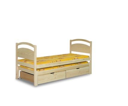 """Двухуровневая кровать """"Дэвид"""""""