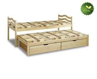 """Дворівнева ліжко """"Софія"""""""
