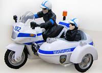 Мотоцикл металлический (свет, звук) CT1247/2 Технопарк