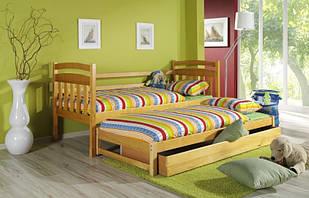 """Дворівнева ліжко """"Деонис"""""""