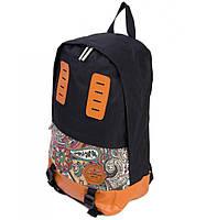 Рюкзак Міський нейлон Lanpad 3338 black
