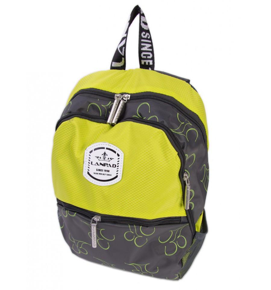 Рюкзак Міський нейлон Lanpad 3380 green