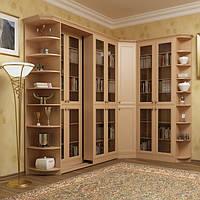 Шкафы для книг  c ДСП