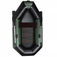 Лодка для рыбалки и охоты AquaStar B-230 FSD зеленая