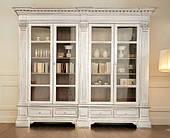 Книжные шкафы в стиле ампир