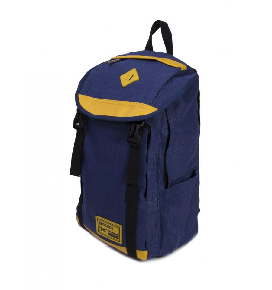Рюкзак Городской нейлон Lanpad 3331 dark-blue