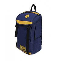 Рюкзак Міський нейлон Lanpad 3331 dark-blue