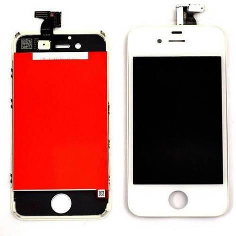 LCD экран+тачскрин Tina iPhone 4 ААА, фото 2