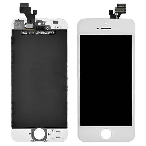 LCD экран+тачскрин Tianma iPhone 5, фото 2
