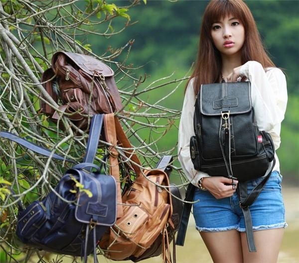 Молодежный рюкзак. Стильный рюкзак. Женский рюкзак. Качественный рюкзак. Код:КРСК155