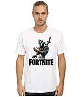 Футболка Fortnite 4 белый