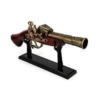 Старинный пистолет зажигалка 1718
