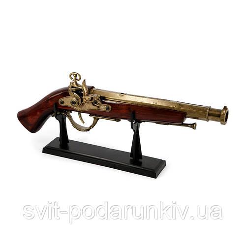Мушкет зажигалка старинный пистолет A-022