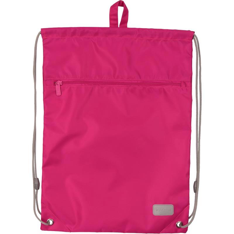 Сумка для обуви с карманом Kite Education Smart Розовая (K19-601M-35)