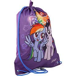 Сумка для обуви Kite Education My Little Pony Фиолетовая (lp19-600s-1)