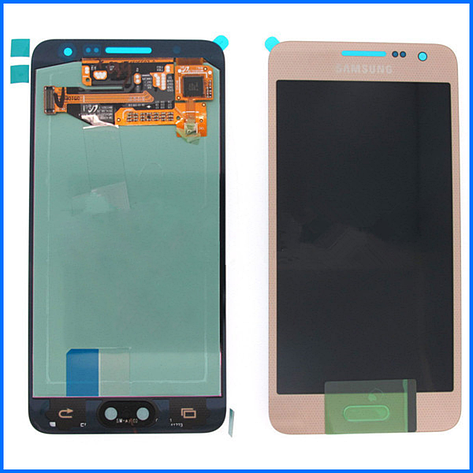 LCD экран+тачскрин Tina Samsung A300, A3 (2015) (TFT) c регулировкой яркости, фото 2