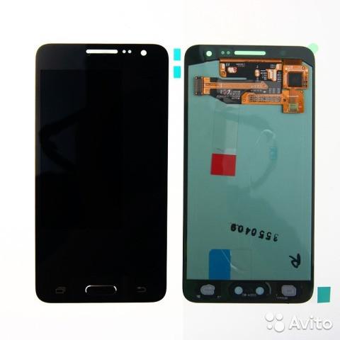 LCD экран+тачскрин Tina Samsung A300, A3 (2015) (TFT) c регулировкой яркости