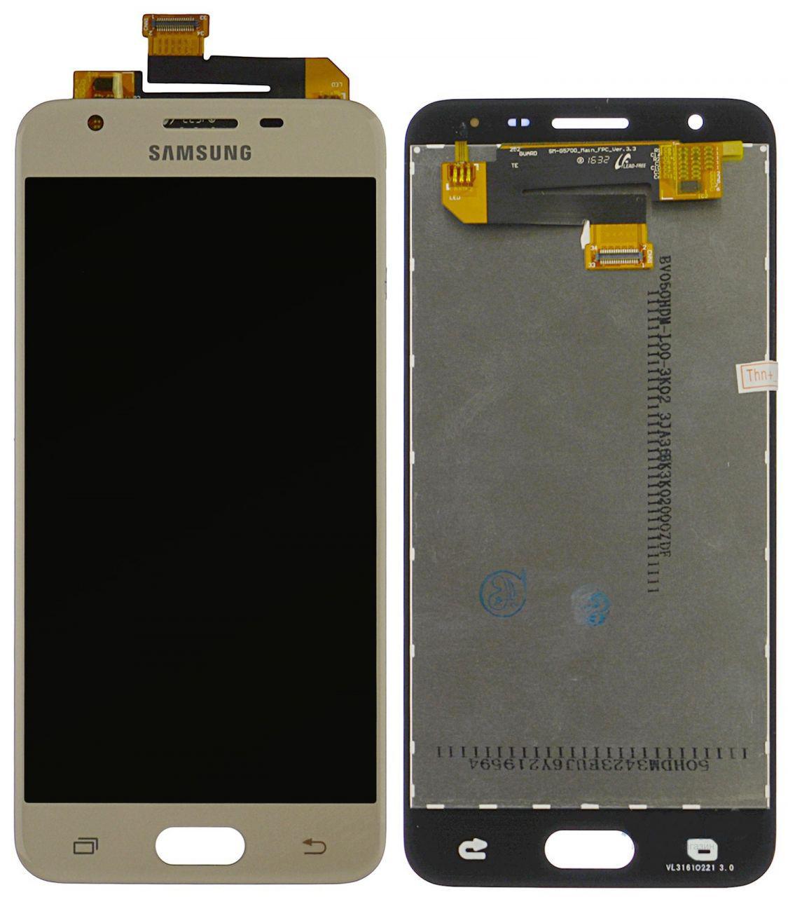 LCD экран+тачскрин Tina Samsung G570, J5 Prime (2016)