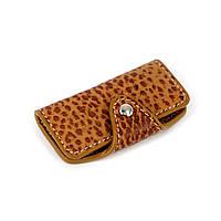 Ключница кожзаменитель №4-2 леопард