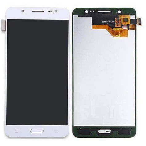 LCD экран+тачскрин Tina Samsung J510, J5 (2016) (TFT) с регулировкой яркости, фото 2