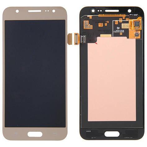 LCD экран+тачскрин Tina Samsung J530, J5 (2017) (TFT) с регулировкой яркости, фото 2
