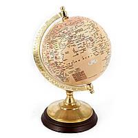Глобус сувенир на подставке S3382