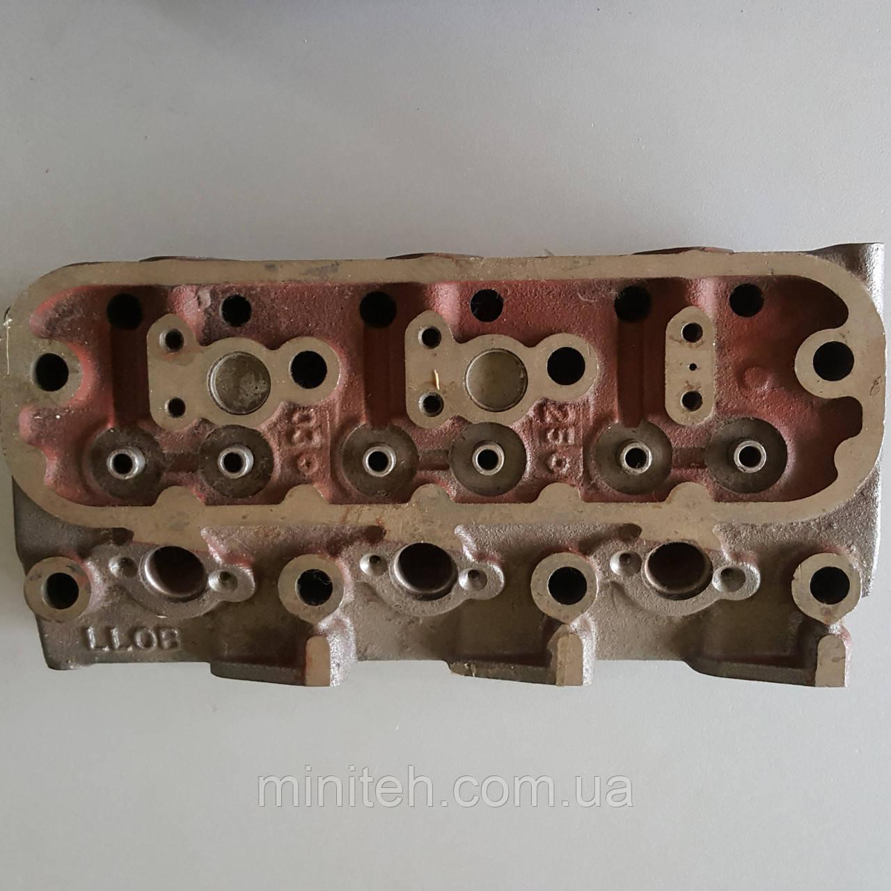 Головка блока цилиндров двигателя КМ385ВТ
