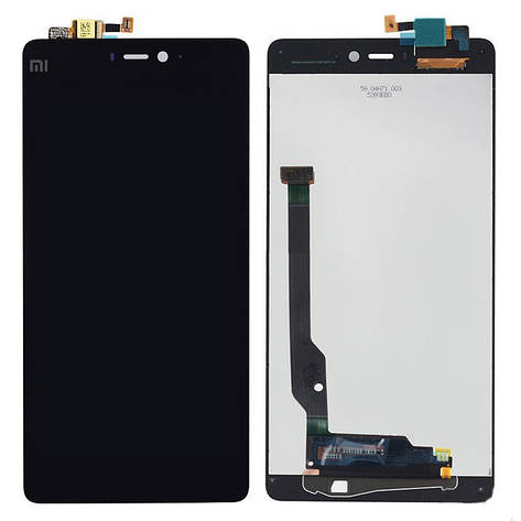 LCD экран+тачскрин Tina Xiaomi Redmi 3, 3S, 3 Pro, 3X AAA, фото 2