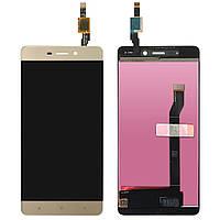LCD экран+тачскрин Tina Xiaomi Redmi 4 AAA