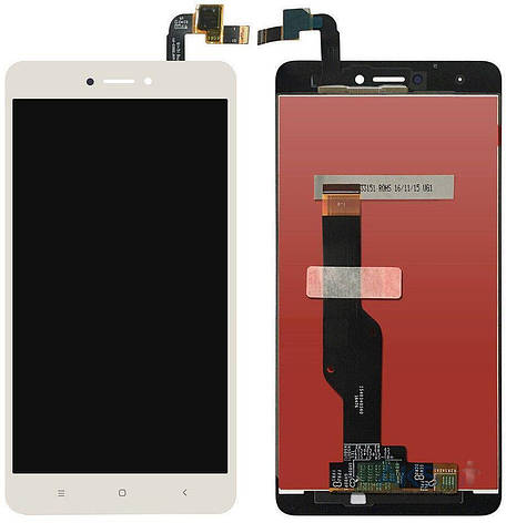 LCD екран+тачскрін Tina Xiaomi Redmi 4X AAA, фото 2