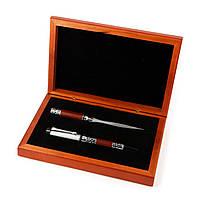 Эксклюзивная ручкаподарочная перьевая и нож для конвертов S21112