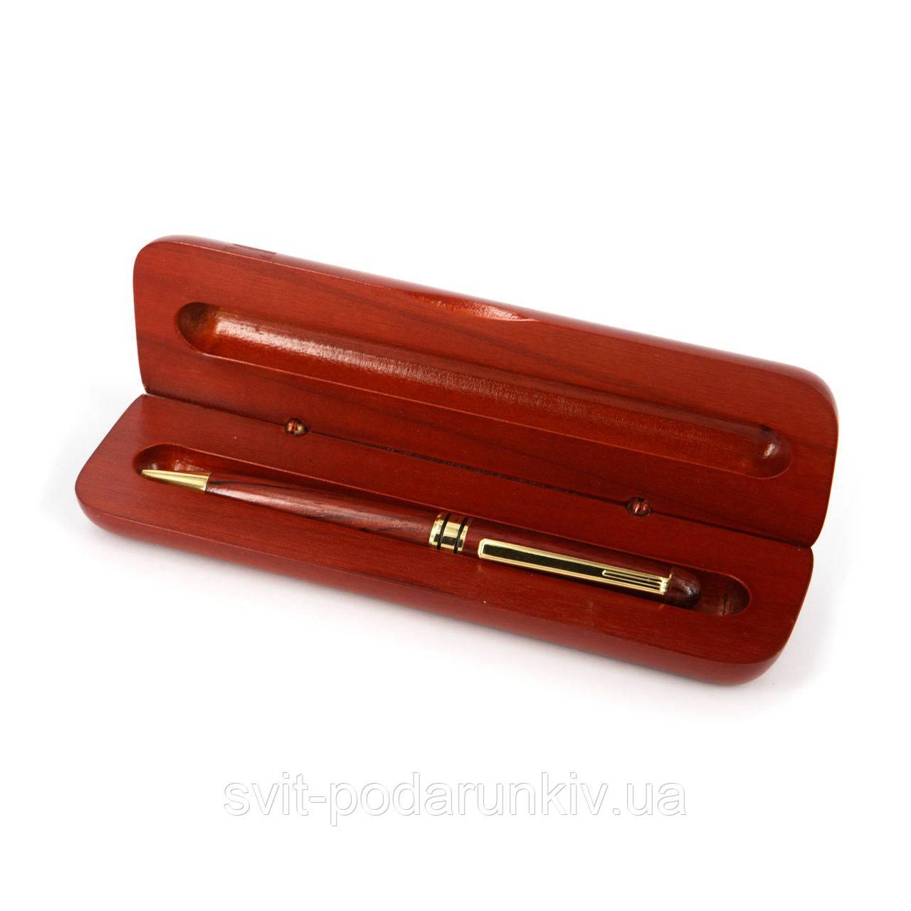 Сувенирная шариковая ручка в подарочном футляре Albero Ode S08-101